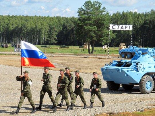 Сборная ВС России