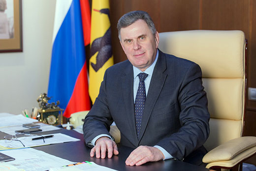 Встреча Губернатора Ярославской  области с победителями ГТО АрМИ 2016