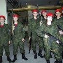 Закончились военно-патриотические сборы