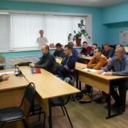 Обучение группы начинающих судебных приставов УФССП Костромской области