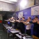 Проверка практических навыков в стрельбе из служебного оружия