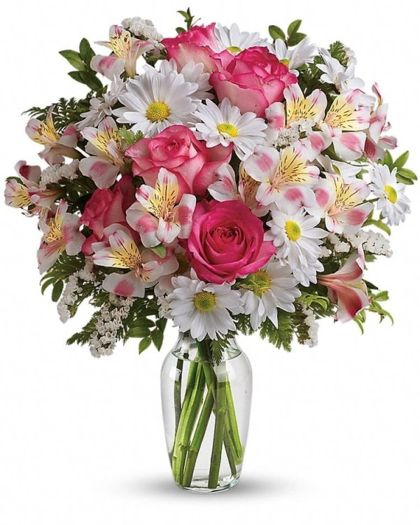 What-a-Treat-Bouquet-with-Roses