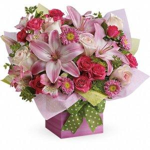Pretty-Pink-Present