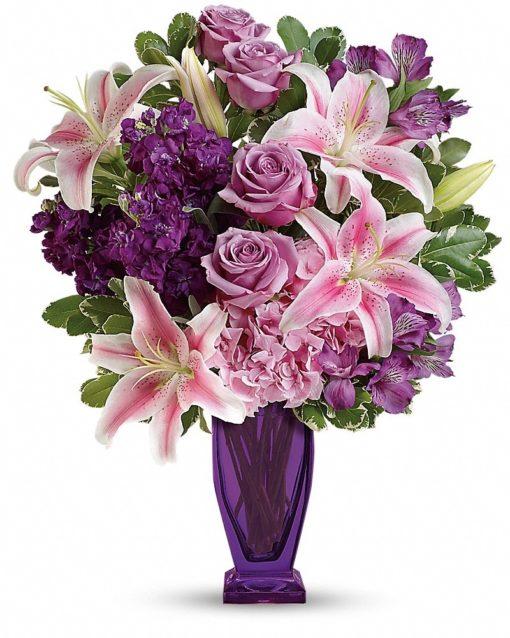 Blushing-Violet-Bouquet