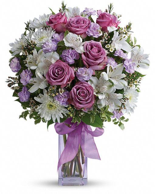 Lavender-Laughter-Bouquet