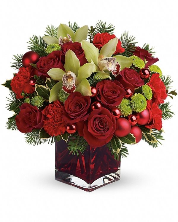 Merry Bright Bouquet Yara Flowers