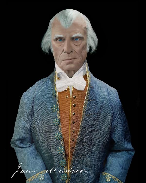 James Madison The Jokester