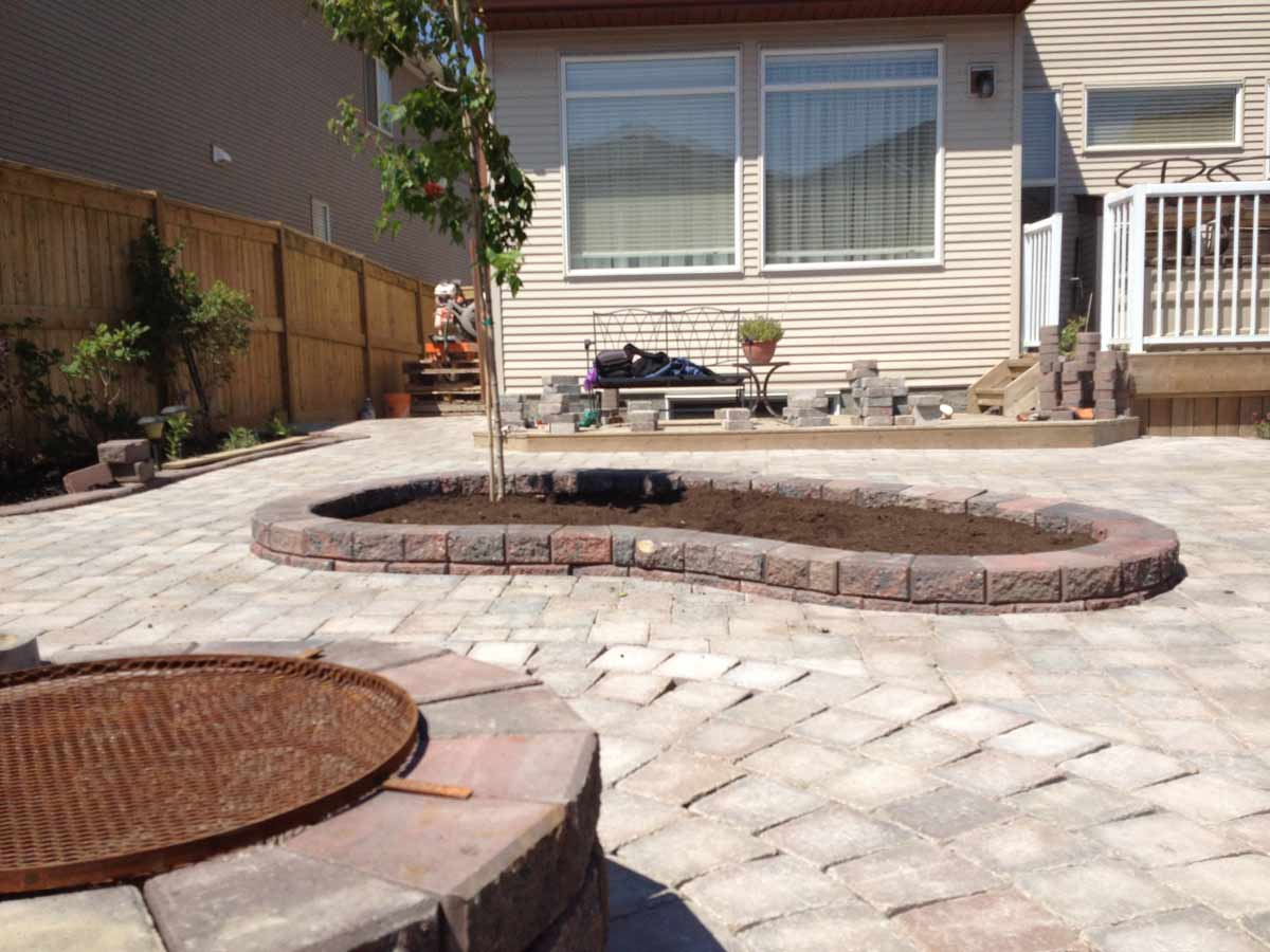 all about paving stone installation in