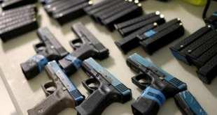 illegal guns