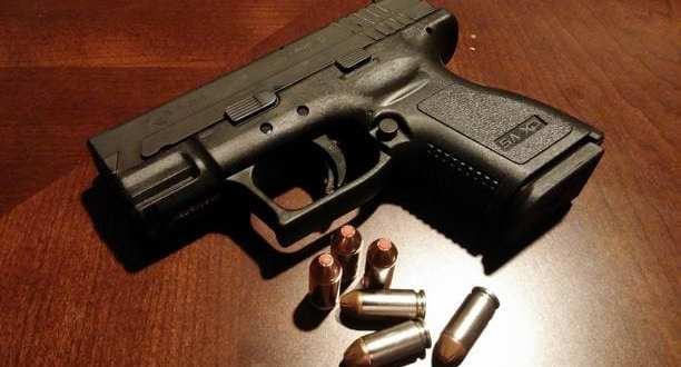 shot in jamaica gun