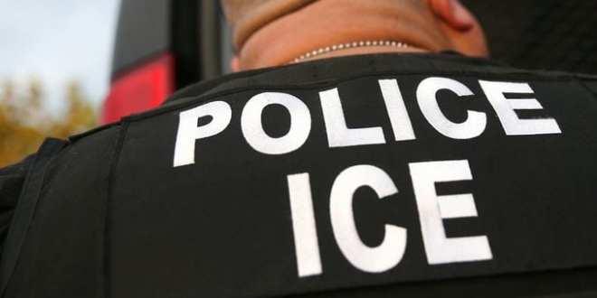 ice police arrest usa