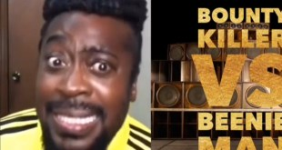 Beenie Man Responds to Tony Matterhorn Dissing Hime [Video]