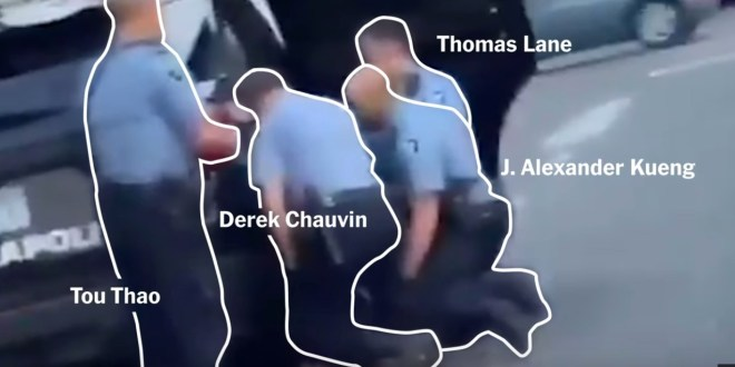 NEW Footage Shows Full Details Of George Floyd's Arrest and Deadly Tussle with Police [Video]
