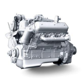 Двигатель ЯМЗ 236Г-4