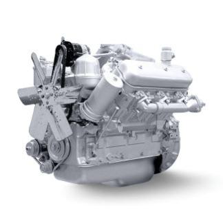 Двигатель ЯМЗ 236Д