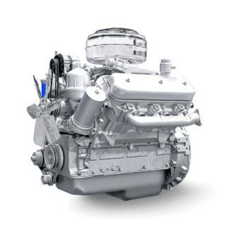Двигатель ЯМЗ 236М2-2