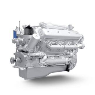 Двигатель ЯМЗ 238БК-2