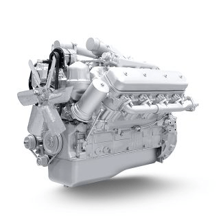 Двигатель ЯМЗ 238Б-31