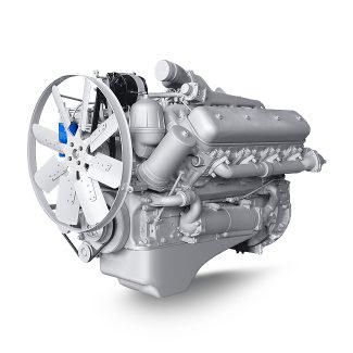 Двигатель ЯМЗ 238ДЕ2-8