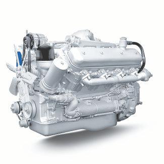 Двигатель ЯМЗ 238НД3-1