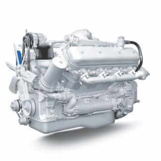 Двигатель ЯМЗ 238НД4