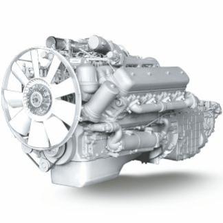 Двигатель ЯМЗ 7511.10-36
