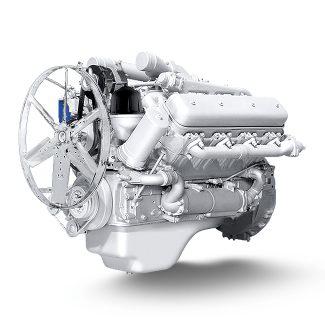Двигатель ЯМЗ 7511.10-38