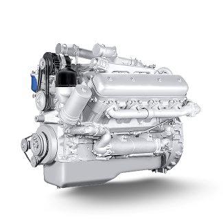 Двигатель ЯМЗ 7514.10-01