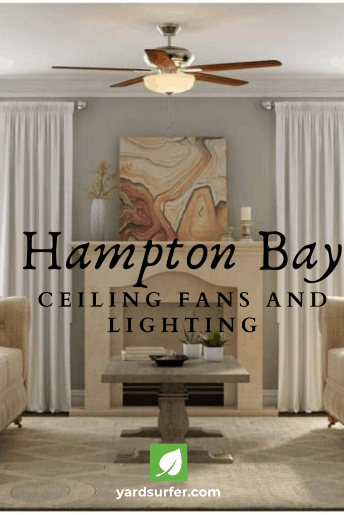 hampton bay ceiling fans and lighting