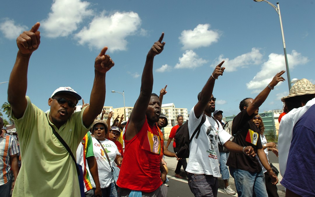 Guadeloupe Is Ours. The Prefigurative Politics of the Mass Strike in the French Antilles.