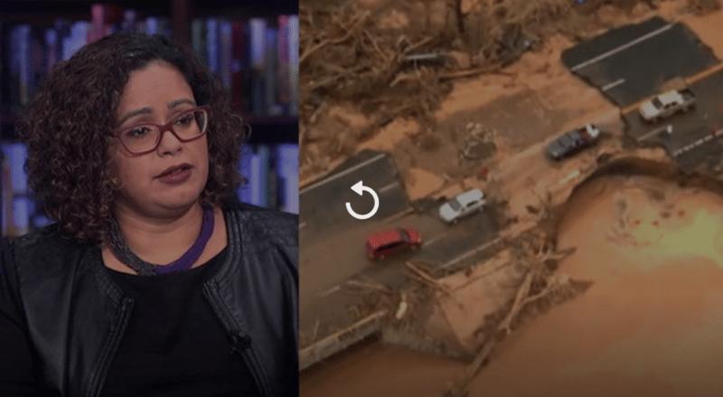 """En medio de una """"devastación inimaginable el gobierno de Estados Unidos está ignorando a Puerto Rico"""""""