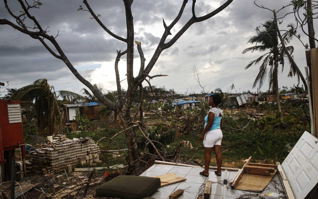 The Coloniality of Disaster: Race, empire, and the temporal logics of emergency