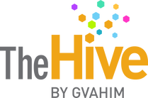 The Hive by Gvahim logo