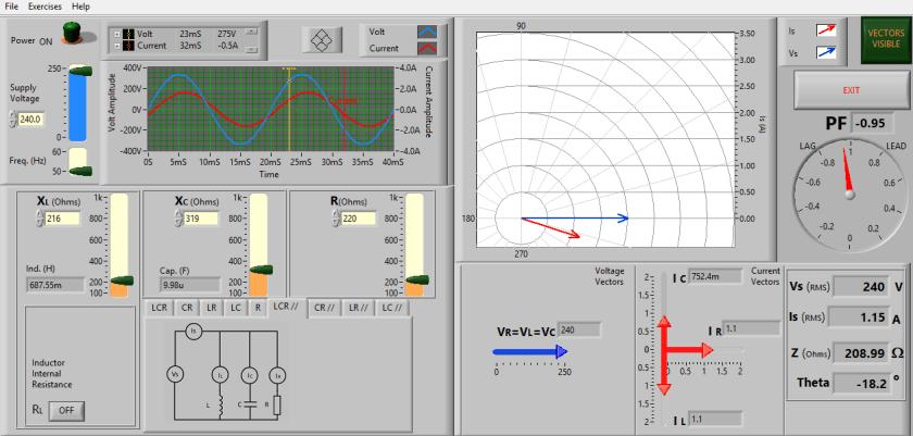 Impedance Simulator