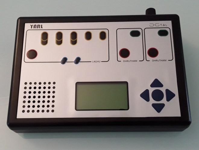 DGTAL Talometer - Carnatic Metronome Standard Edition