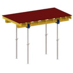 Опалубочные столы для перекрытий