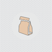 brown bag by Greg Beck Noun Project