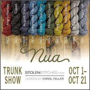 Trunk Show: Stolen Stitches