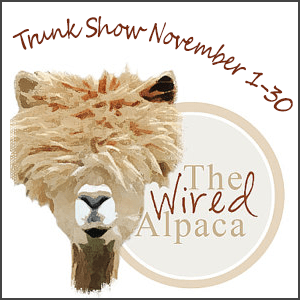 Trunk Show: The Wired Alpaca