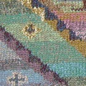 The Kaffe Fassett Kilim Cushion Cover (circa 1994!)