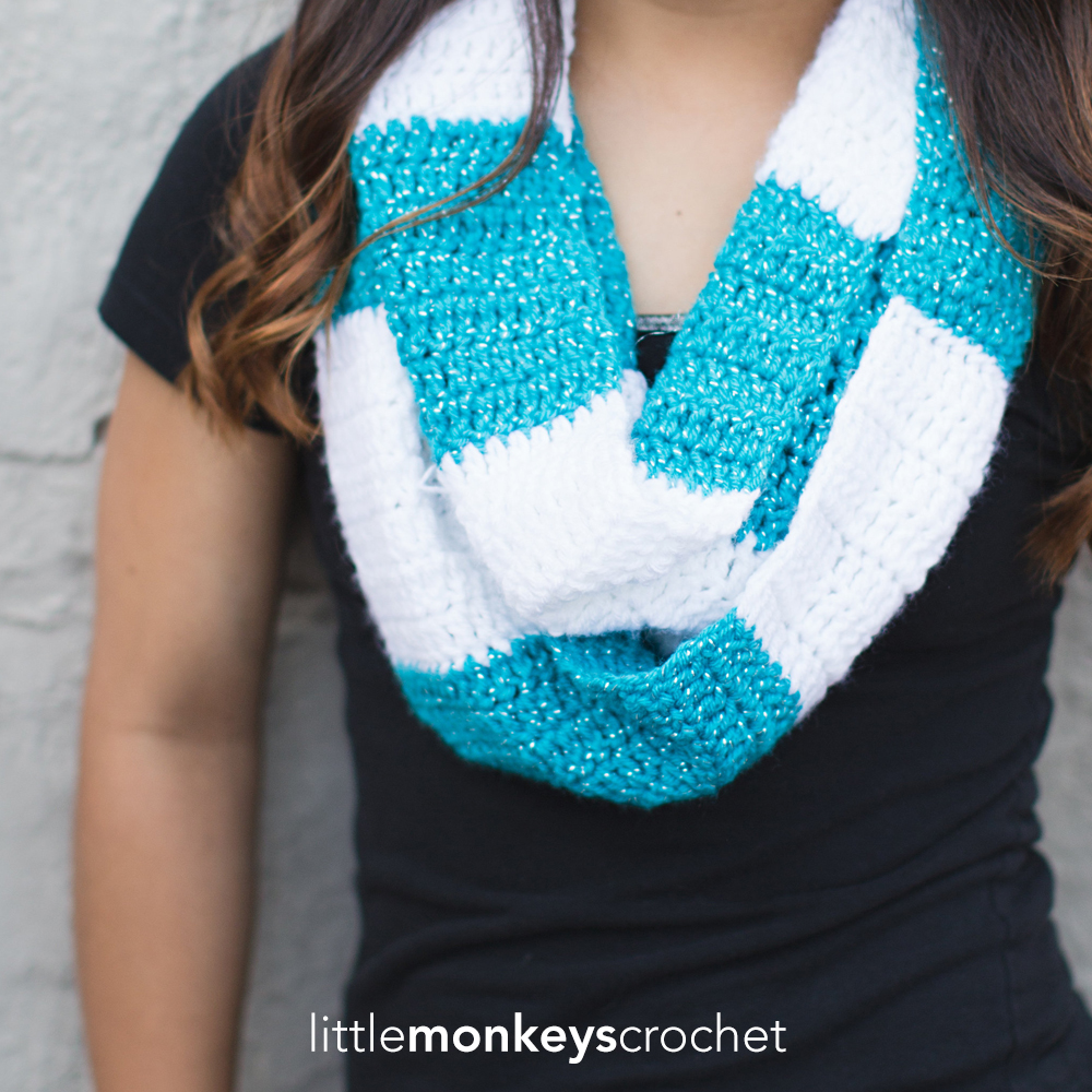 Rugby Infinity Scarf