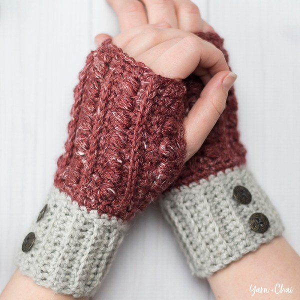 Malia Wrist Warmers