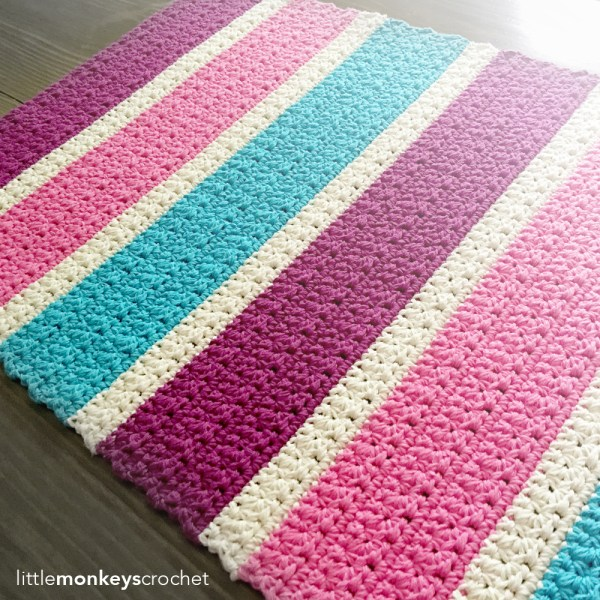 Bubble Gum Accent Rug