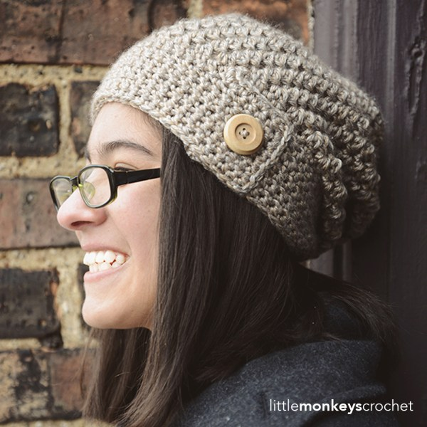 Sandy Slouch Hat