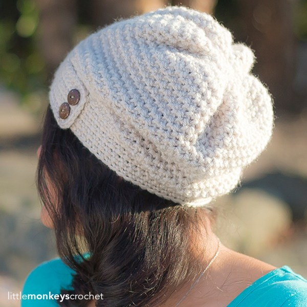 Savannah Slouch Hat