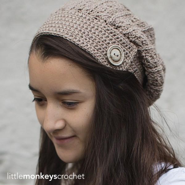 Yenni Slouch Hat