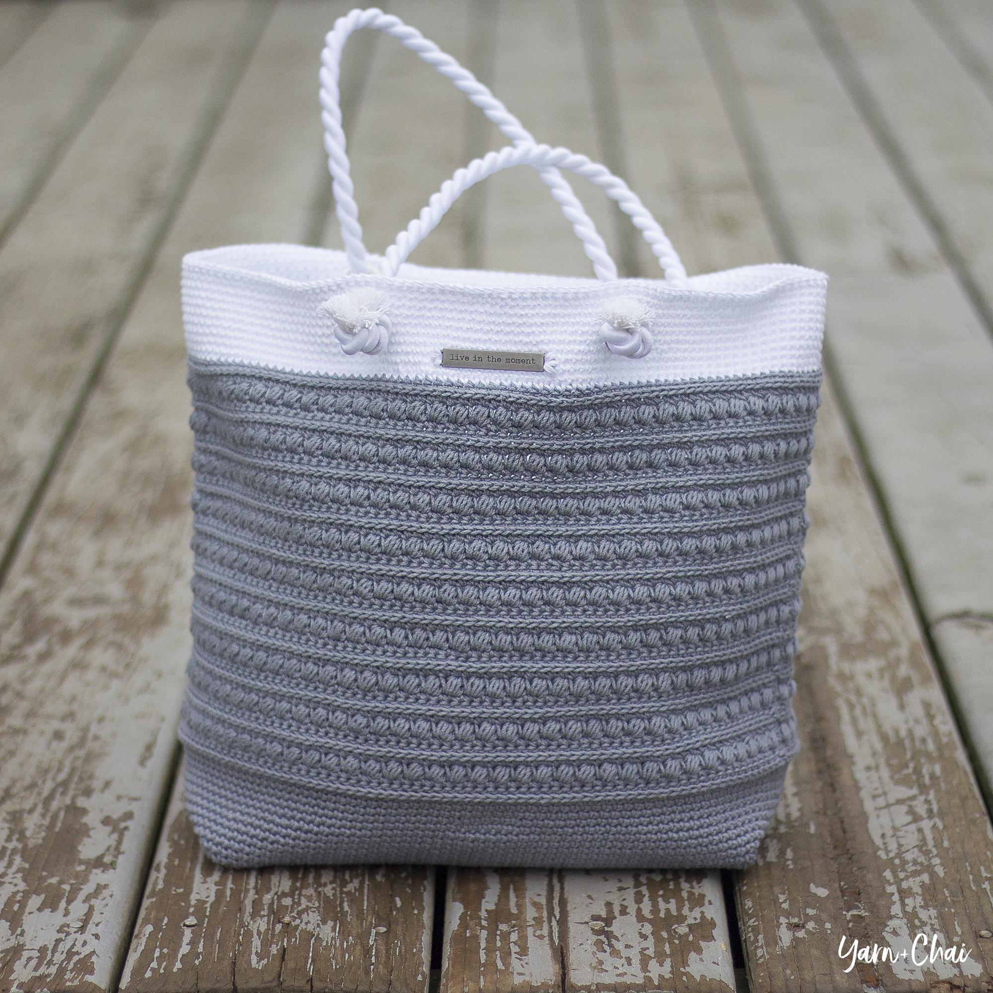 Malia Shoulder Bag   Crochet pattern by Yarn + Chai (formerly Little ...