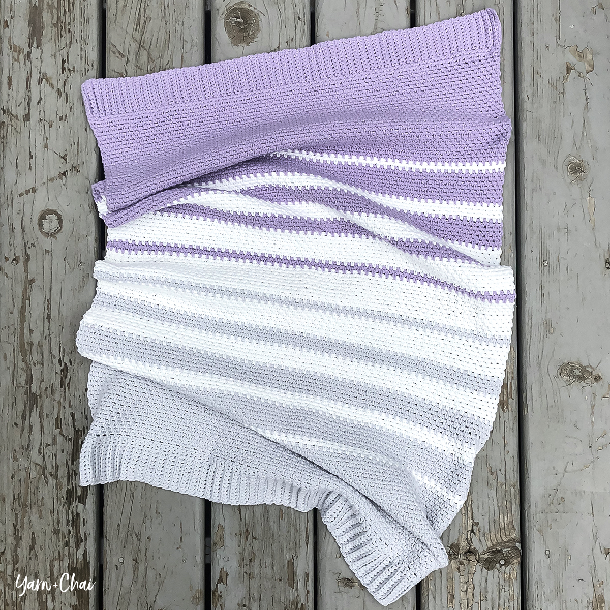 photo regarding Free Printable Knitting Patterns for Baby Blankets referred to as Linen Sch Kid Blanket