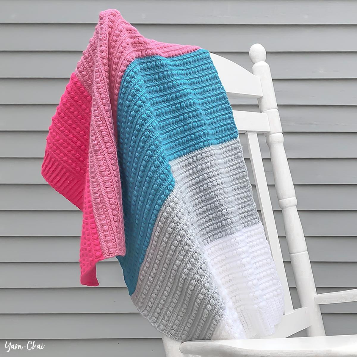 Malia Baby Blanket
