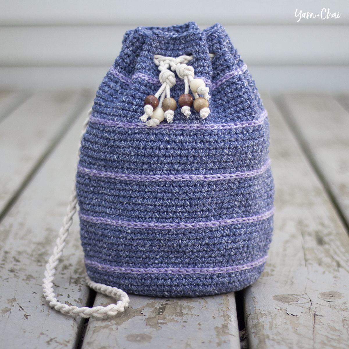 Simple Drawstring Bag